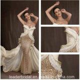 Crystals Sweetheart Prom Dress Sheer Skin Lining Vestidos Winnter Evening Dress E20165