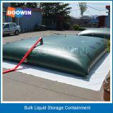 Bulk Liquid Storage Pillow Type PVC Water Tanks