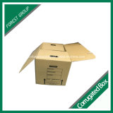 Carton Shipping Paper Box with Flexo Printing