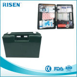 FDA/Ce Approve 75PCS Promotional First Aid Box with Handy