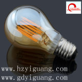 Epistar Filament LED Lighting 6.5W E27 A60