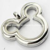 Fashion Stainless Steel Micky Locket Pendant