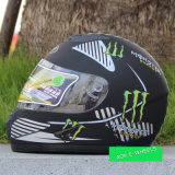 Motorcycle Helmet, Full Face Helmet, Summer Helmet (MH-005)