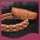 Fashion Tourmaline Beads Bracelet Jewelry (2015 Tmb-215-1)