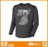 Men′s Long Sleeve Sport T Shirt