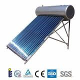 Stainless Steel Solar Powered Water Heater Cost