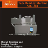 Boway Heavy Duty PE Coated Paper PP Plastic Band Bnding Wrapping Machine Strapping Machine SD-330