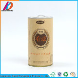 Moistureproof Food Grade Packaging Cardboard Tube