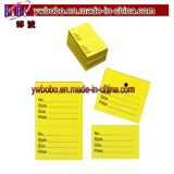 Garment Clothing Tickets Perforated Clothes Price Stock Tags Tagging (G1096)