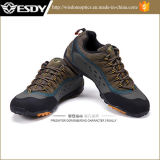 Tan Breathable Slip Resistant Boots Military Physical Training Use