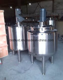 Jacketed Stainless Steel Apple Juice Mixing Tank