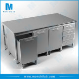 Stainless Steel Wall Laboratory Bench