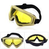 Factory Cheap Price Custom Brand UV400 Wargame Dust Goggles