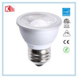 Best Price ETL Es 7W 630lm COB PAR16 LED Spotlights