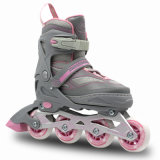 Semi Soft Adjustable Inline Skate (SS-158A-3)