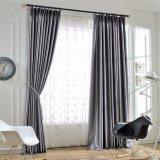 High Quality Solid Plain Blackout Window Curtain (01F0008)