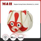 Portable Cartoon Shoulder Women PU Leather Handbags