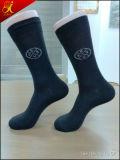 Custom Logo High Quality Men Dress Socks