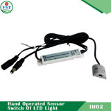 High Quality LED IR Double Sensor Switch, (sensor by Hand)