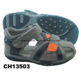 China Leather Sandals Beach Shoes Sport Sandals