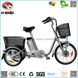 250W E Tricycle Lithium Battery Electric Tricycle Electiric Three Wheeler LED Display