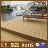 WPC Outdoor Decking with Easy Cleaning 150X25mm