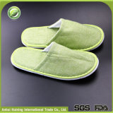 Custom Disposable Hotel Shower Slippers with Closed Toe