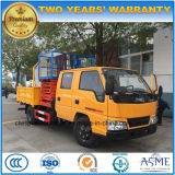 8-10m Jmc Double Cab High Altitude Operation Scissor Truck