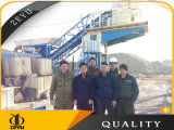 Yhzs50 Best Peformance Mobile Concrete Mixing Station with Self Loading