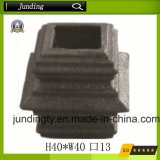 Cast Iron/Steel Square or Round Collar/Base Wrought Iron Collar