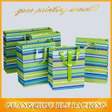 Custom Pinting Paper Shopping Bag Murah
