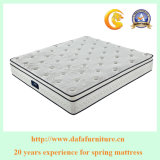 Individually Wrapped Coil Spring Latex Mattress for Bed Furniture