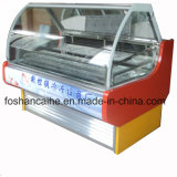 Hot Gas Wire Popsicle Display Cabinet for Ice Cream