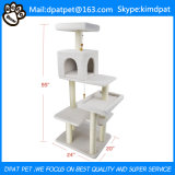 New Product Inddoor Wholesale Cat Trees with Toys
