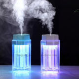 Mini USB Exquisite Aroma Diffuser Humidifier with LED Night Light