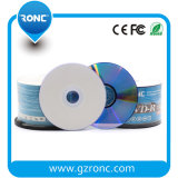 White Printable DVDR Recordable 4.7GB Capacity, Pack in Cake Boxes