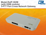 Radio Cross-Network VoIP Gateway (RoIP-302M) conference function