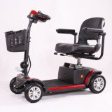 OEM Cheap Folding 2-3-4 Electric Wheel Double Seat Mobility Handicapped Scooter for Adults