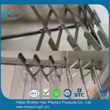 Semi-Automatic Curtain Door Hanging System