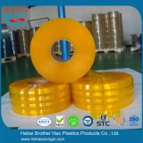 Industrial Orange Double Ribbed Anti-Insect Vinyl Strip Curtain Kits