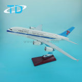 China Southern Airlines A380 Resin Craft Model Civil Airplane