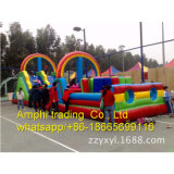 inflatable Tent Type and High Quality PVC, PVC Material Inflatable Obstacle