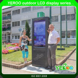 65'' Outdoor Waterproof Touch Screen Monitor LCD Digital Signage Display