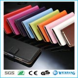 Genunie Leather Phone Case for Celkon Mobile Phone