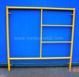 Painted Box Frame Scaffold for Construction