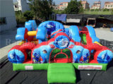 Inflatable Aquarium and Zoo Theme Funcity Inflatable Toys for Sale