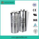 Cbb65 Aluminum Case Power Housing Capacitor