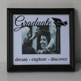 Black Photo Frame for Graduation 42*30cm