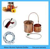 30liter 8gallon Completely Copper Distiller Home Making Nature Healthy Skin Care Blossom Hydrosol Distiller Kit