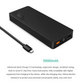 Quick Charger 2.0 10000mAh Portable Charger Power Bank